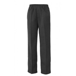 "PANTALON VESTIR COLOR ""GRIS..."