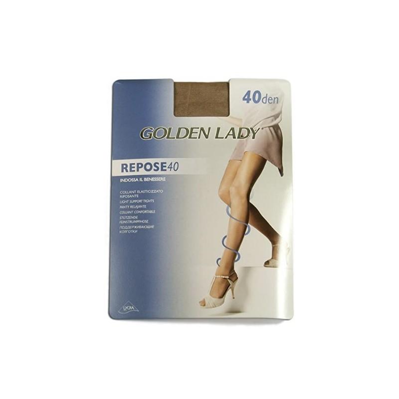 PANTY 40 DEN. REPOSE GOLDEN LADY